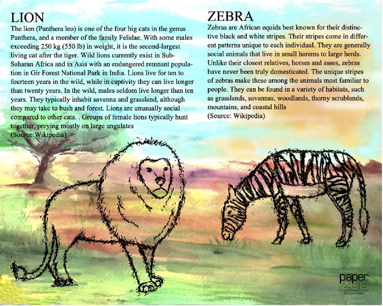 Zoo Paper-5